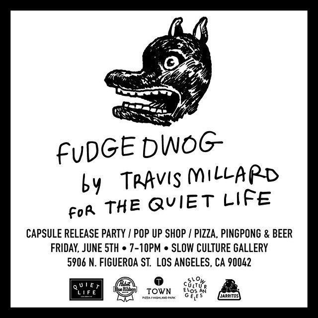 Travis Millard Quiet Life release party