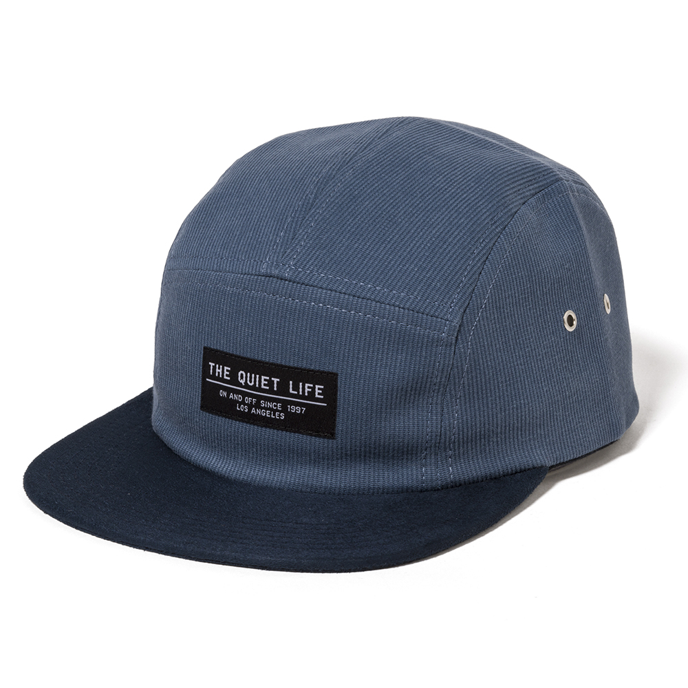 the quiet life cord combo 5 panel blue_navy